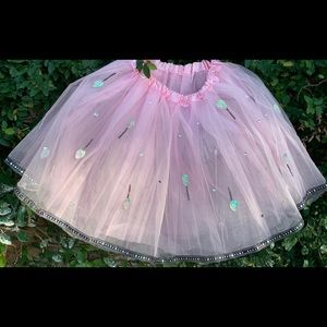 Dresses & Skirts - Teen- Women, Sparkly Tutu with Fairy lights, Pink
